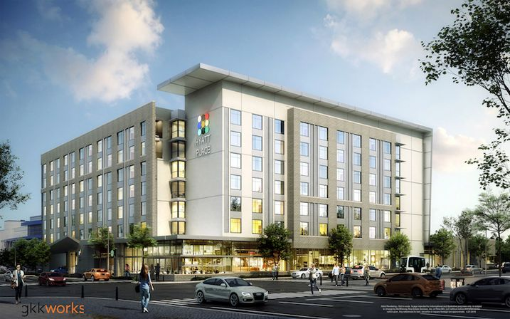 McWhinney Breaks Ground On Hyatt Place At Peña Station NEXT