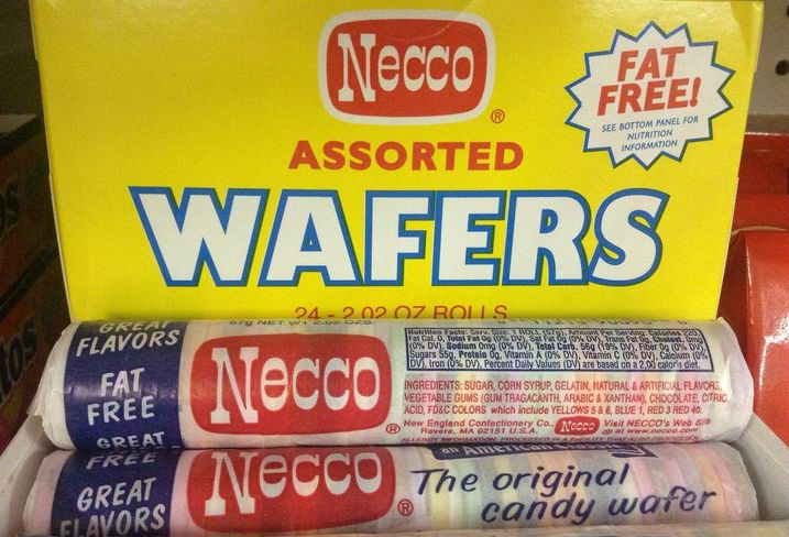 Necco's Fate Lies On The Auction Block
