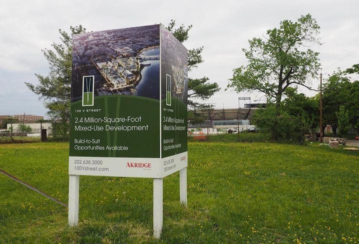 Akridge 100 V site Buzzard Point Audi Field