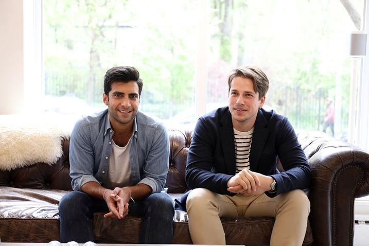 Life House co-founders Rami Zeidan and Yury Yakubchyk