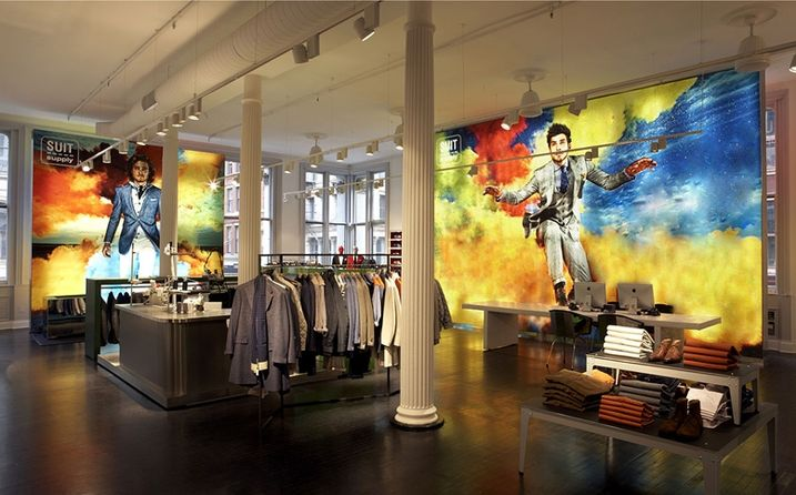 Suitsupply New York Store