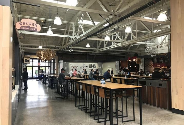 Foodies Rejoice: Food Halls Are Exploding Onto The Bay Area Restaurant Scene