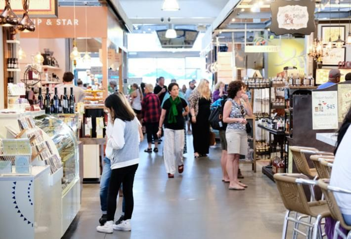 Foodies Rejoice: Food Halls Are Exploding Onto The Bay Area Restaurant Scene
