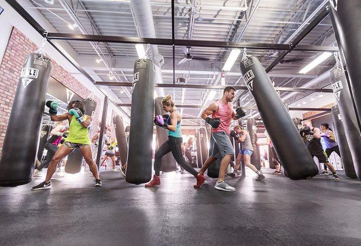 TITLE Boxing Kicks Up Expansion Plans For San Francisco