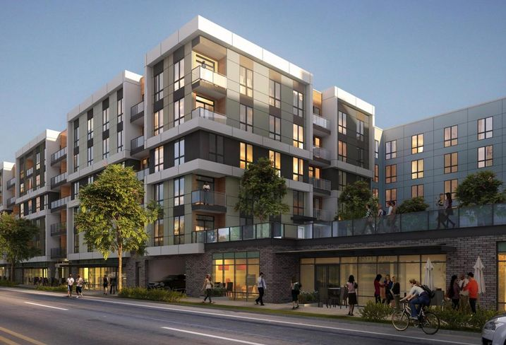 LMC Begins Construction On The Bower In Kirkland