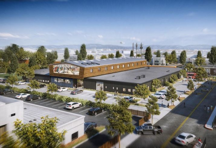 Newly acquired by Amazon for $1B, security start up Ring will move their Santa Monica headquarters to Hawthorne in the South Bay. Vella Group is developing the 62K SF property at 12515 Cerise Ave. in Hawthorne. M-Rad architecture in Los Angeles is designing Ring's new headquarters.