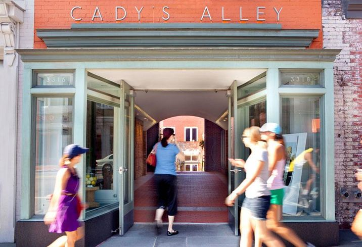 Cady's Alley Georgetown