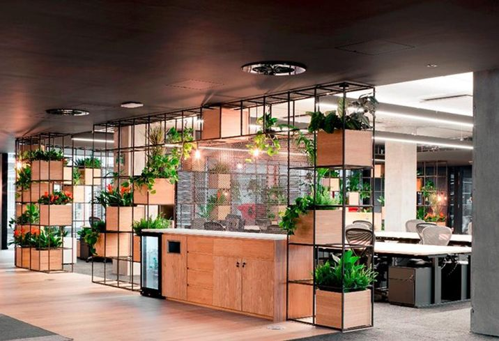 From Slack's Cool Office Space To Facebook Signing On The Dotted