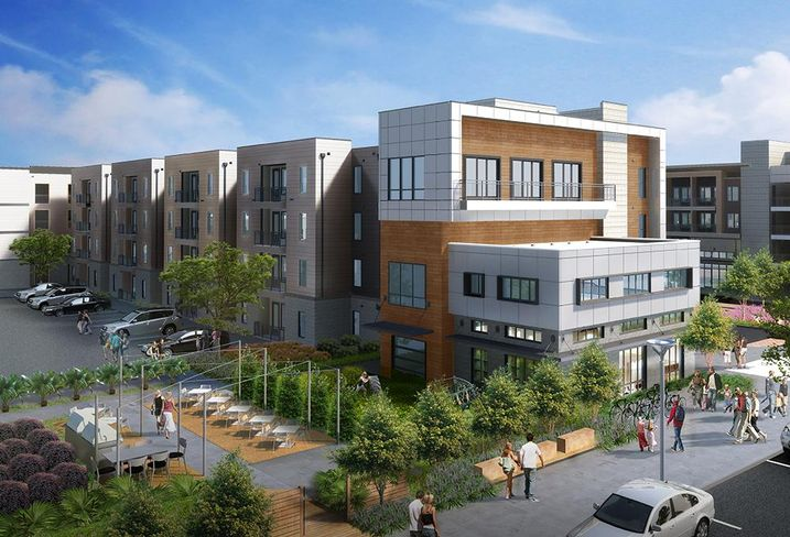 In Search Of Funding, Colleges Are Turning More To Mixed-Use Student Housing
