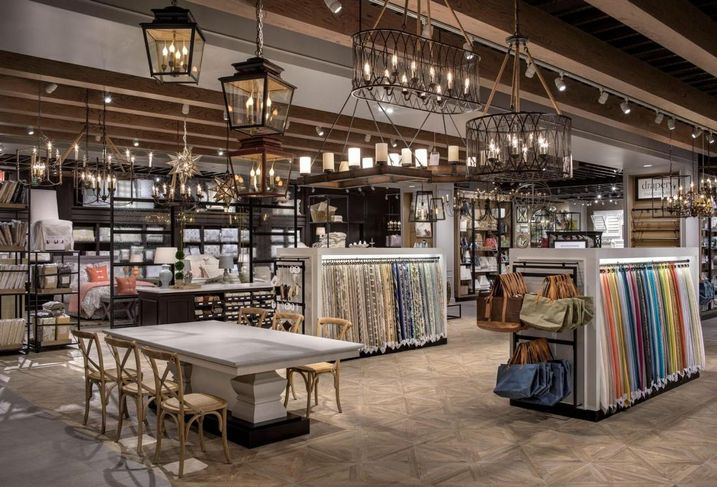 E Commerce Furniture Brands Find Physical Stores A Must Have