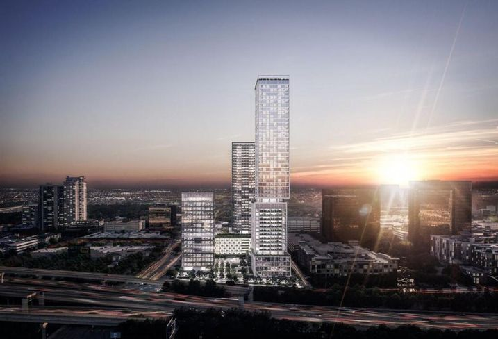 Houston Texans Owner Bringing 1.2M SF Mixed-Use To Uptown