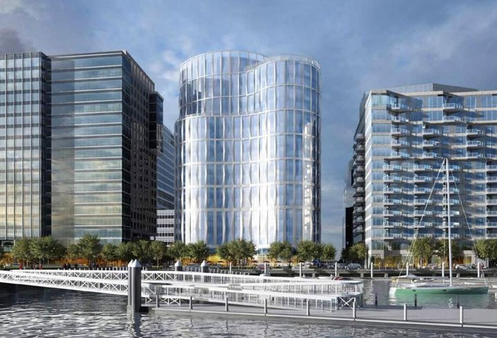 MassMutual's Future Seaport Office Brings Curves To Fan Pier