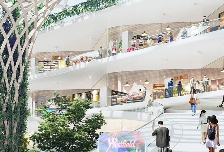 Farming, Classrooms, Eye Scanners And Smart Toilets: Westfield Unveils Its Vision Of Retail's Future