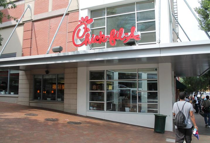 'Everybody Wants Chick-fil-A': Why The Chicken Chain Is Dominating Fast Food