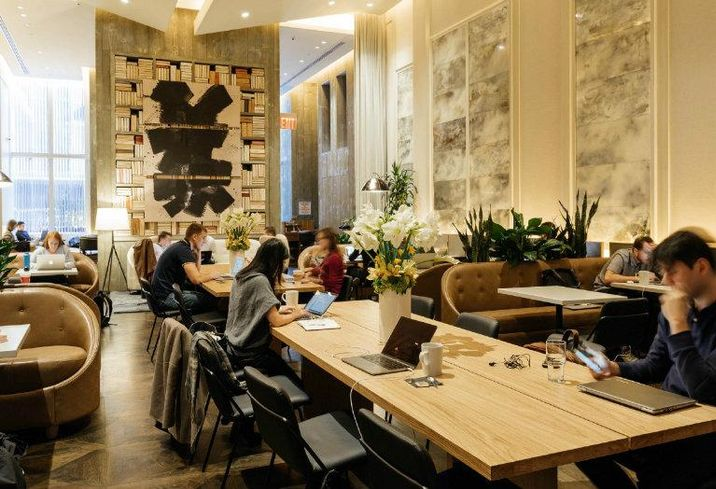 As Workplace Needs Shift Outside The Office, Landlords And Coworking Providers Seek Partnerships To Get In The Game