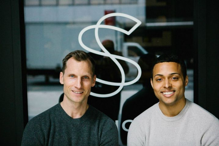Spacious founders Preston Pesek and Chris Smothers