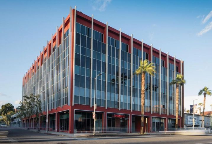 Newmark Knight Frank arranged the sale of 6725 Sunset Boulevard in Los Angeles