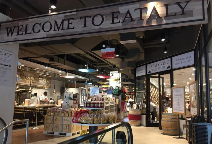 It's Going To Take More Than A Cheesecake Factory To Save The Mall Food Court