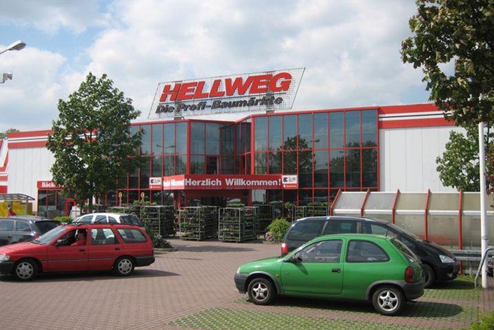 Hellweg Baumarkt