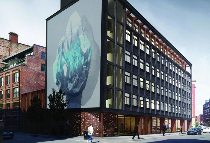CERT Property, the independent Manchester based property company, has been granted approval of its plans to renovate Hilton House , a 35,000 sq ft office building in Manchester's Northern Quarter.