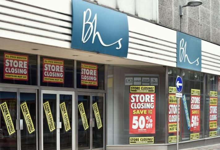 Revealed: The Towns Worst Hit By The Death Of The Department Store