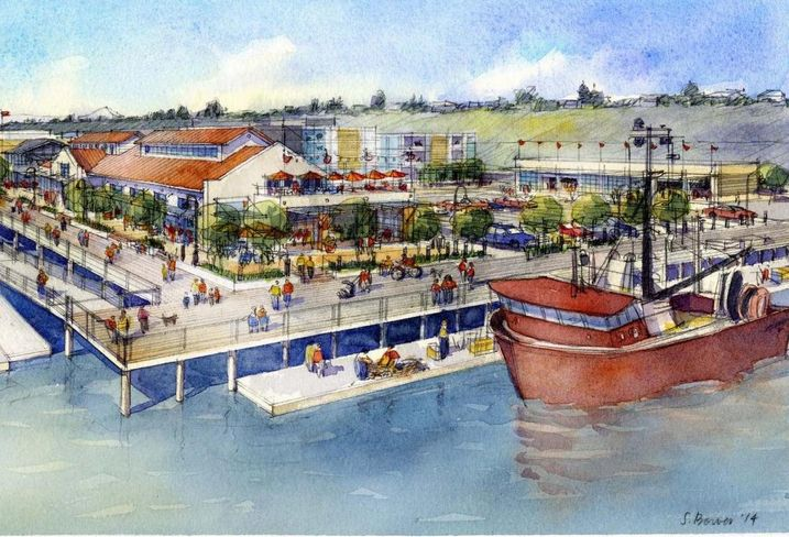 Deal Closes To Make Way For Everett's Waterfront Place Central Development