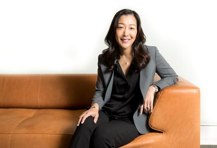 New York Power Women 2018: Rockefeller Group Senior Vice President Megumi Brod