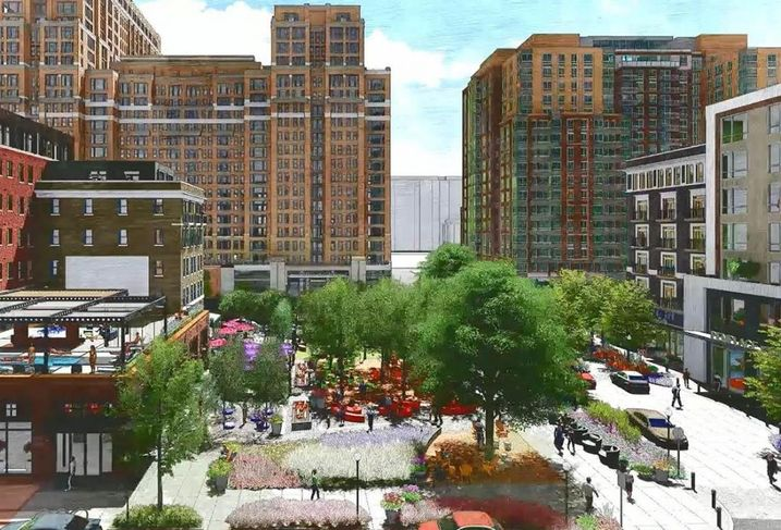 Crystal City Is Getting Greener, Thanks To Investment In Open Space