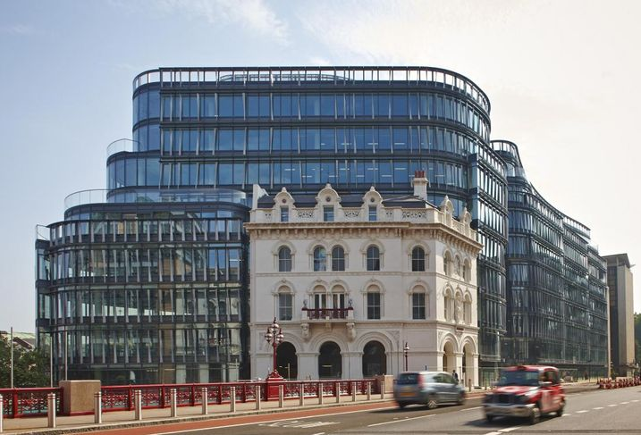 Hines Puts Amazon's Former London HQ On The Market For £300M