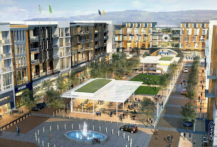 Developer Plans To Build Rare Transit-Oriented Development In North Bay