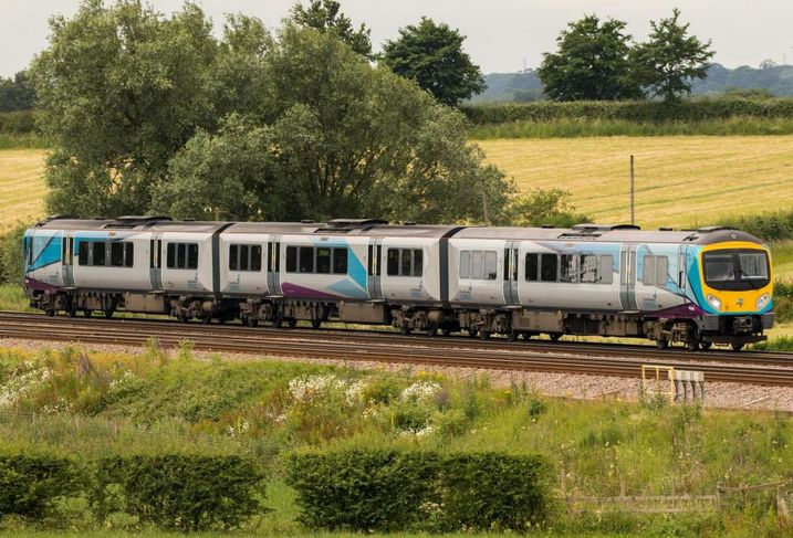 Rail railway train manchester leeds transpennine