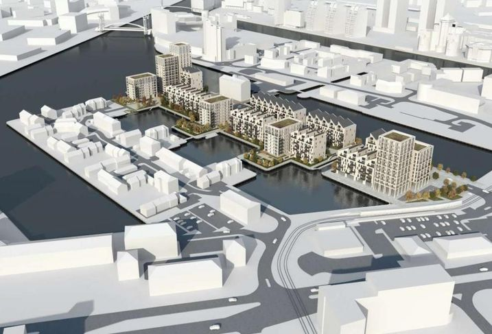 Salford residential Pier 7 Royalton Group Frogmore