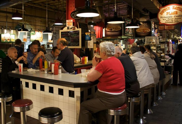 On What Two New Food Halls Means For Phillly's Restaurant Scene