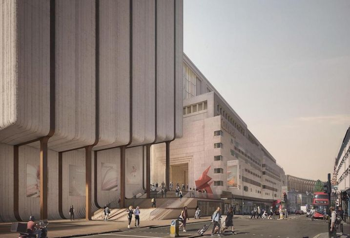 In Pictures: Olympia's £700M Makeover Will Feature More Office Space Than The Shard