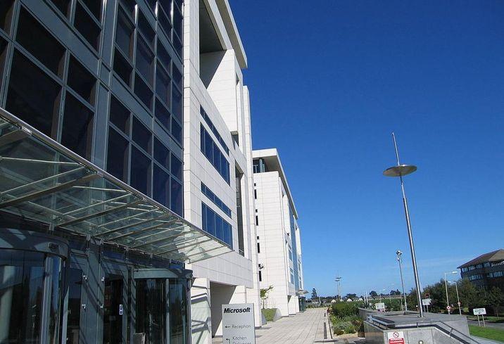 Sandyford Dublin Microsoft