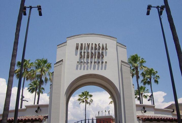 Universal Studios Hollywood in Los Angeles, CA