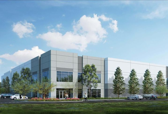 CapRock Partners breaks ground on Serrano Business Park, a modern industrial facility in the Inland Empire.