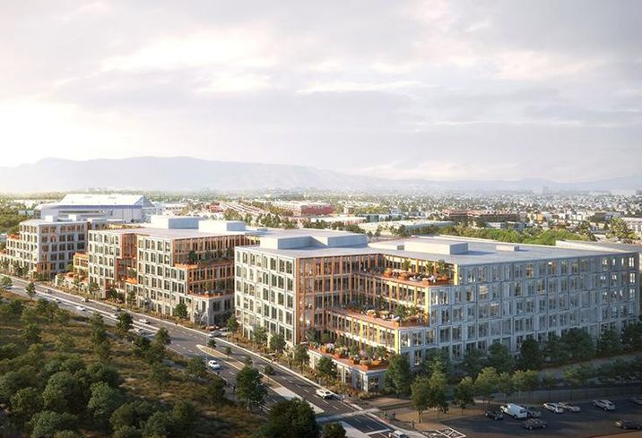JV Secures Entitlements For 1M SF San Jose Office, Plans To Begin Construction In 2019