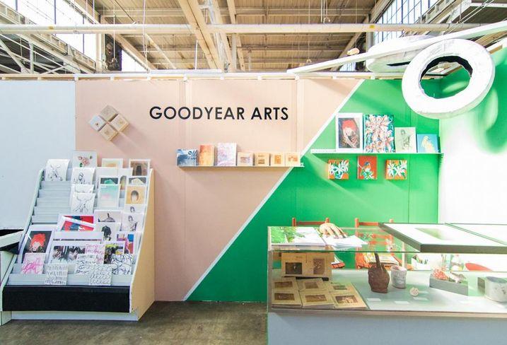 Goodyear Arts at Camp North End