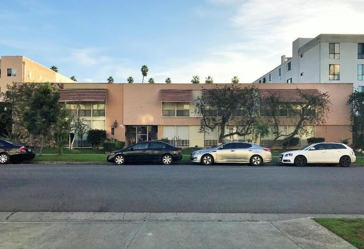 An undisclosed limited liability company purchased a 24-unit apartment building in Los Angeles from a private partnership for $6.1M.