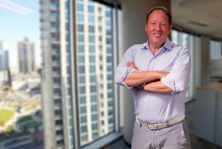 Lyra Intel CEO Rob Finlay