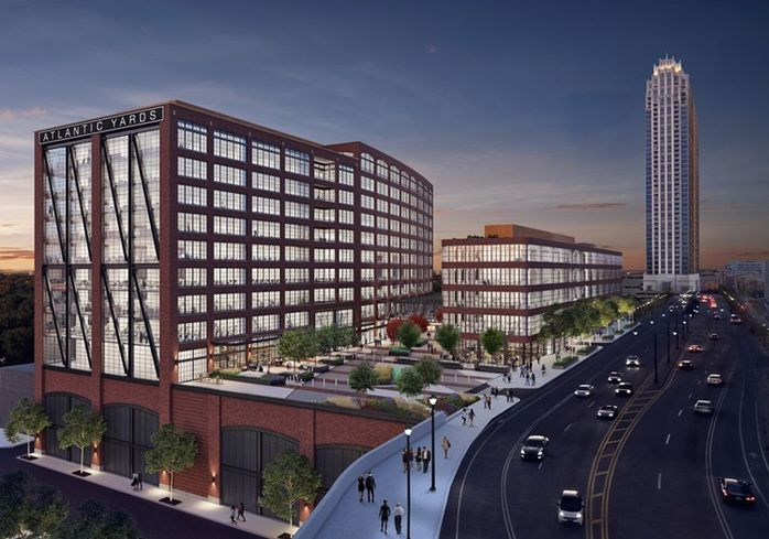 Atlantic Station Hines Interests
