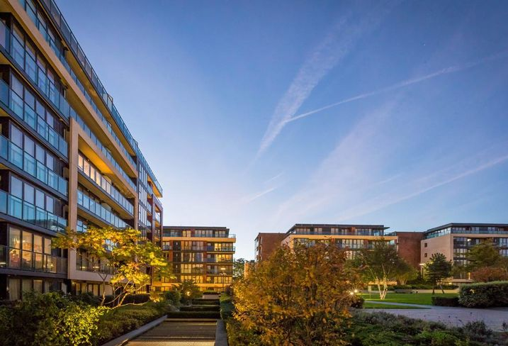 "KENNEDY WILSON AND AXA INVESTMENT MANAGERS joint venture has entered into a contract to acquire 274 units at the Grange, in South Dublin, Ireland, as well as an adjacent four-acre PRS development site for a total €161 million from Grant Thornton Receiver, on behalf of the National Asset Management Agency (""NAMA"")."