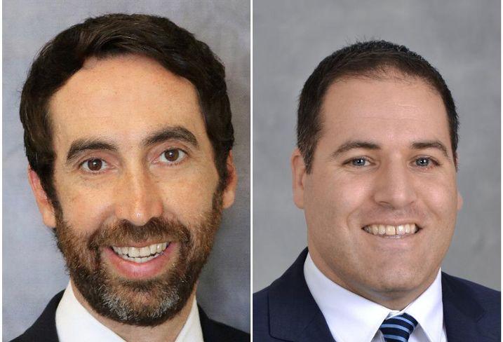 Transwestern Senior Vice Presidents John Swartz and Josh Kaplan