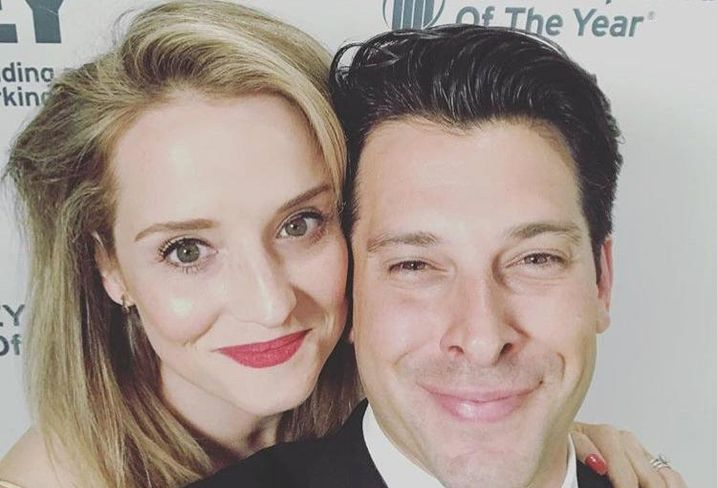 VTS CEO Nick Romito and wife Leah Wyar Romito