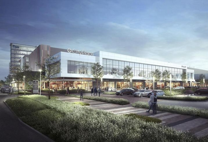 Mixed-Use Project Breaks Ground In CityPlace