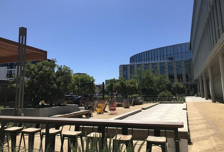 Bay Area Developers, Companies Turning Office Campus Planning 'Inside Out'