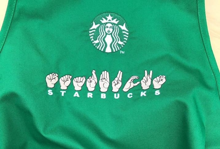 Starbucks To Open First U.S. Sign Language Store In D.C.