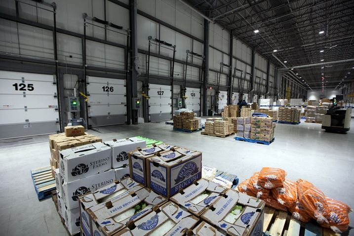 Cold Storage Space Shortage Heating Rents Up