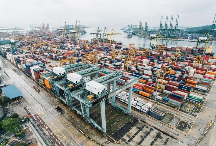 Trade Tariffs Fuel Competition Between The U.S. And China For Global Dominance